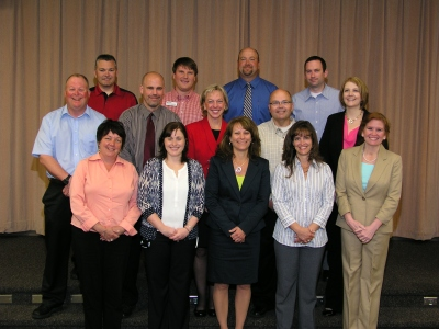 Completers of the 2012-13 FVTC LEAD Academy.