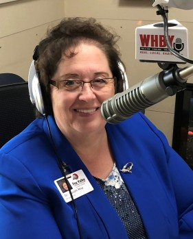 Dr. May - WHBY Interview Cropped